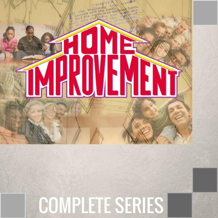 04(COMP) - Home Improvement - Complete Series - (C017-C020)-1