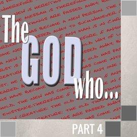 04(F029) - The God Who Is Faithful