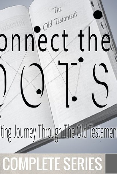 00 - Connect The Dots {An Exciting Journey Through The Old Testament} - Complete Series By Pastor Jeff Wickwire | LT02272