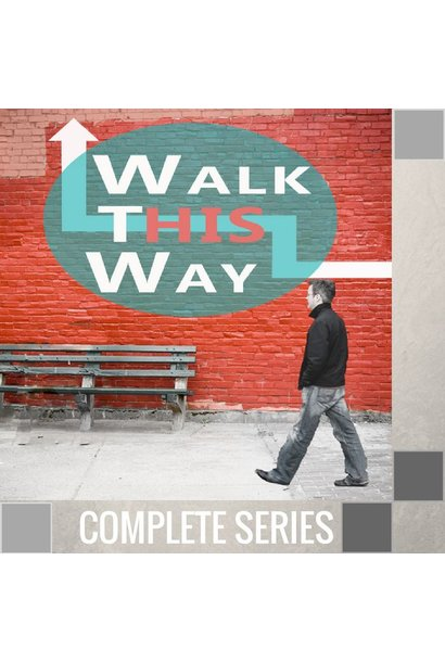 04(COMP) - Walk This Way - Complete Series - (F032-F035)