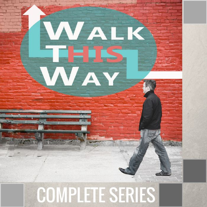 00 - Walk This Way - Complete Series By Pastor Jeff Wickwire | LT02149-1