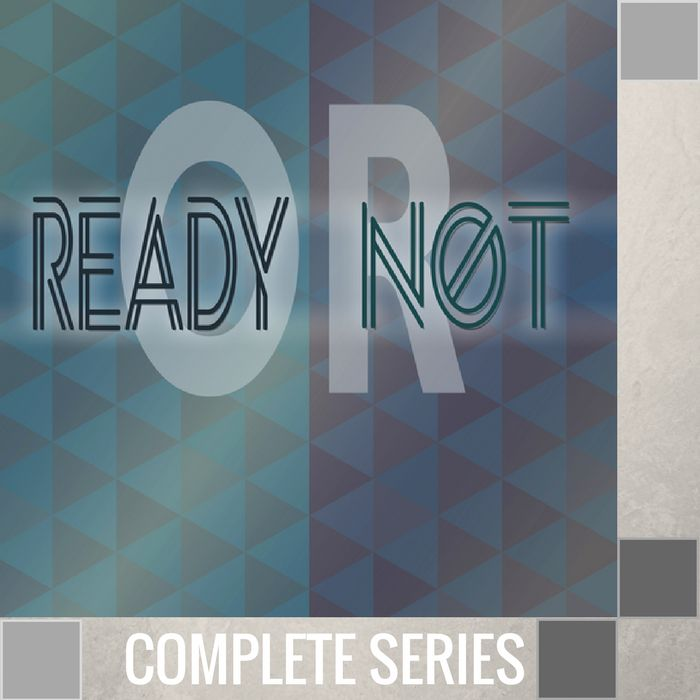 00 - Ready Or Not - Complete Series By Pastor Jeff Wickwire | LT02120-1