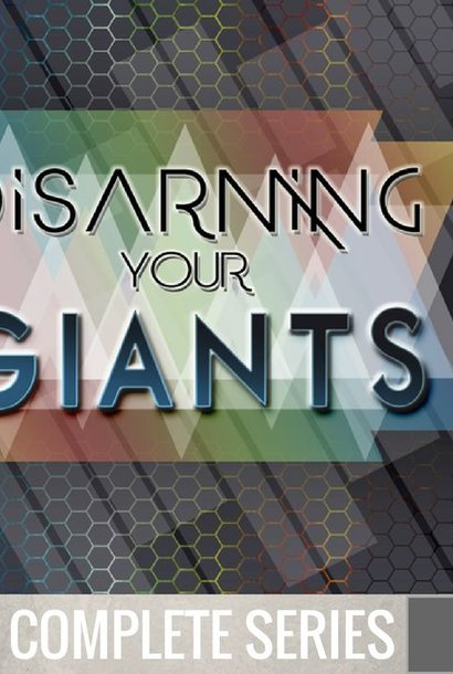 10 - Disarming Your Giant - Complete Series By Pastor Jeff Wickwire   LT02262