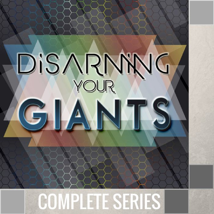 10 - Disarming Your Giant - Complete Series By Pastor Jeff Wickwire   LT02262-1