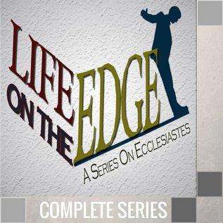 TPC - CDSET 12(COMP) - Ecclesiastes {Life On The Edge} - Complete Series - (J029-J040)