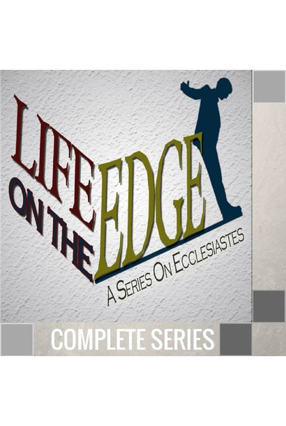 12(COMP) - Ecclesiastes {Life On The Edge} - Complete Series - (J029-J040)
