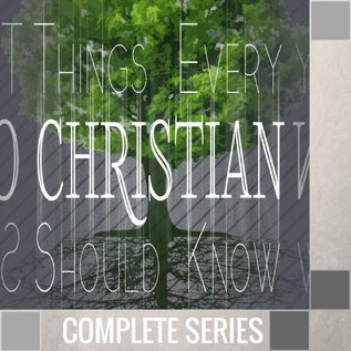 TPC - CDSET 06(COMP) - Things Every Christian Should Know - Complete Series - (I036-I041)
