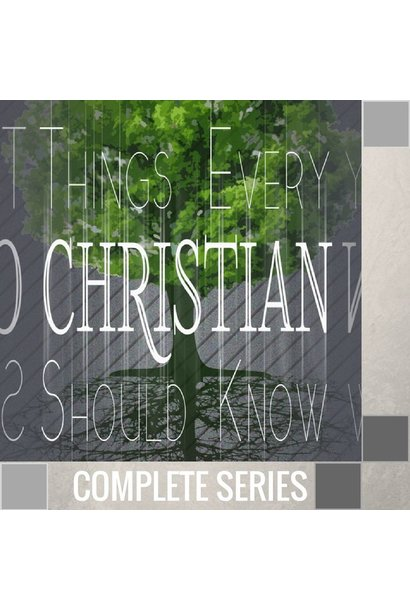 06(COMP) - Things Every Christian Should Know - Complete Series - (I036-I041)
