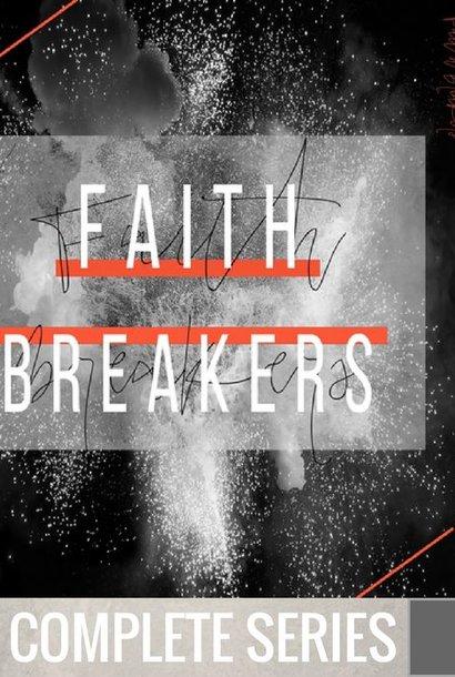 04(COMP) - Faith Breakers - Complete Series - (U035-U038)