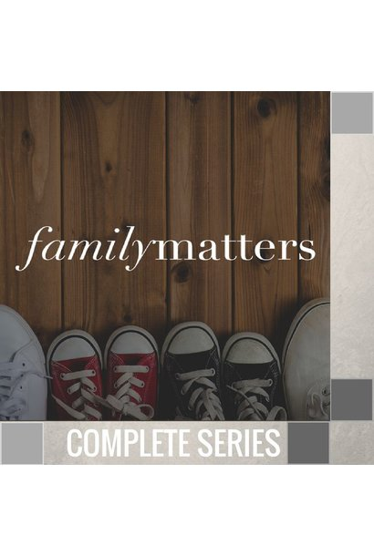03(COMP) - Family Matters - Complete Series - (V001-V003)