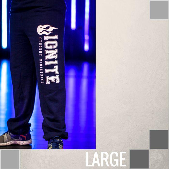 Ignite Student Ministry Sweatpants-5