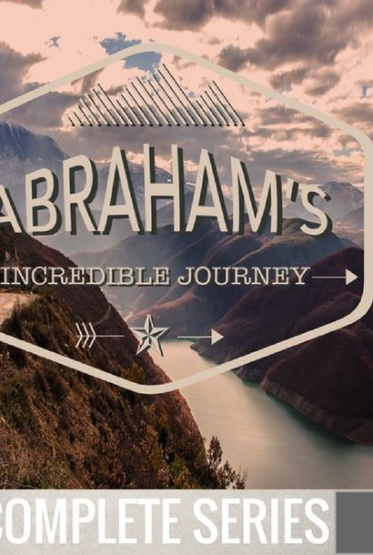 00 - Abraham's Incredible Journey - Complete Series  By Pastor Jeff Wickwire | LT02166