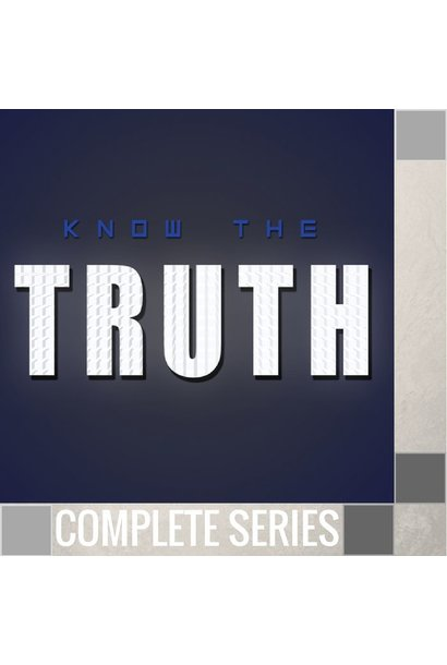 02(COMP) - Know The Truth - Complete Series - (Q037-Q038)
