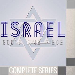 TPC - CDSET 04(COMP) - Israel {God's Time Piece} - Complete Series - (Q039-Q042)