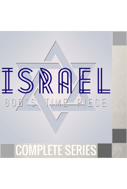 04(COMP) - Israel {God's Time Piece} - Complete Series - (Q039-Q042)
