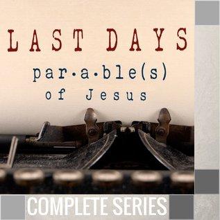 TPC - CDSET 04(COMP) - Last Days Parables Of Jesus - Complete Series - (N036-N039)