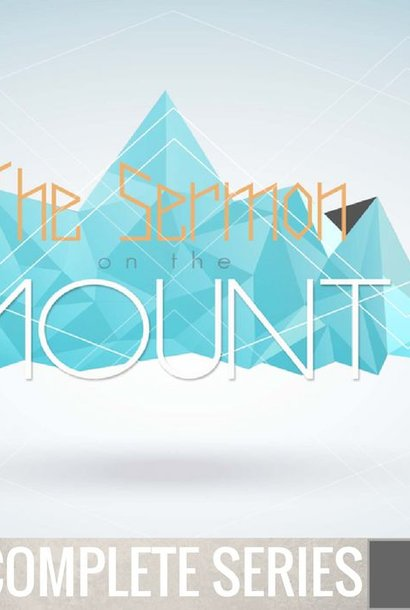 00 - The Sermon On The Mount - Complete Series By Pastor Jeff Wickwire | LT02266