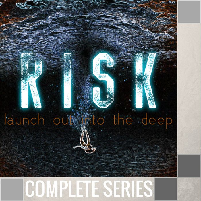 00 - Risk - Complete Series By Pastor Jeff Wickwire | LT02143-1