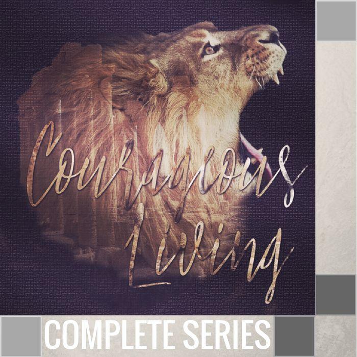 13(COMP) - Courageous Living - Complete Series - (U001-U013)-1