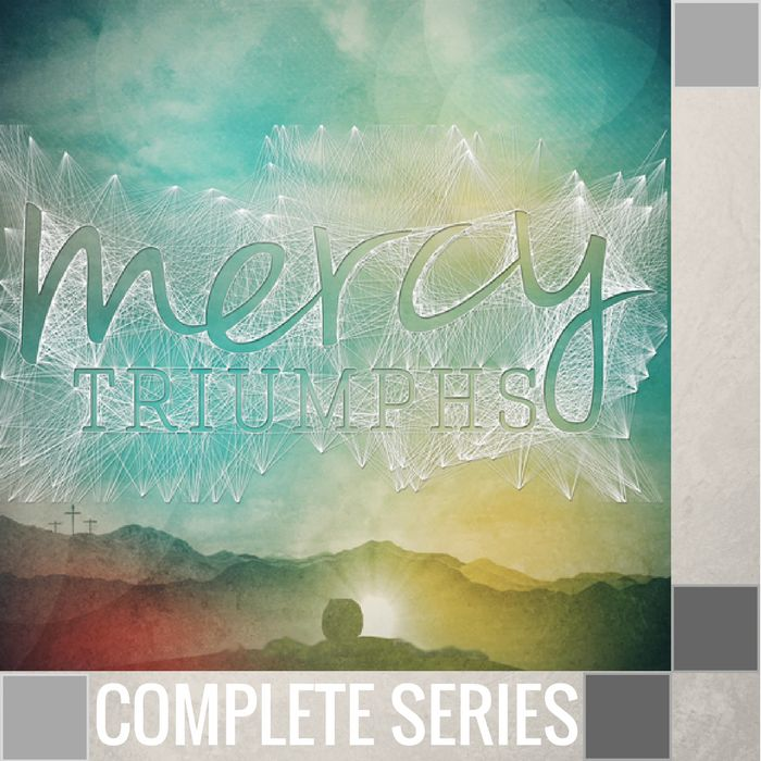 00 - Mercy Triumphs - Complete Series By Pastor Jeff Wickwire | LT02139-1