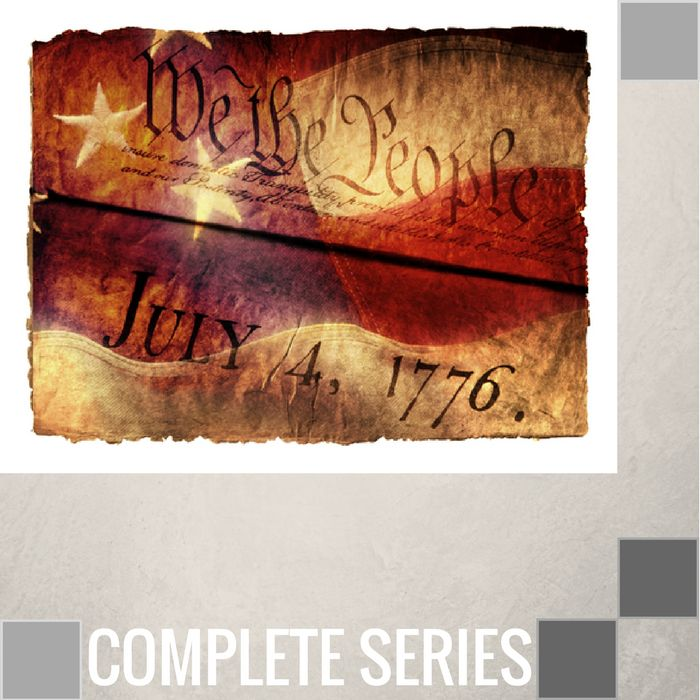 00 - America At The Crossroads - Complete Series By Pastor Jeff Wickwire | LT02202-1