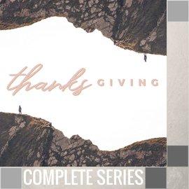02(V016-V017) - Thanks Giving -  Complete Series