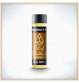 Frankincense and Myrrh - 1/4oz