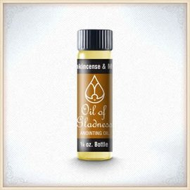Frankincense and Myrrh - 1/4oz