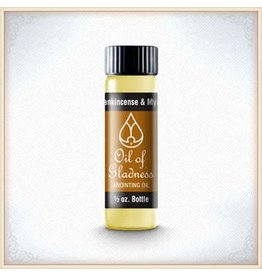 Frankincense and Myrrh - 1/2oz
