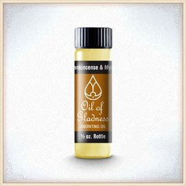 Frankincense and Myrrh - 1/2oz