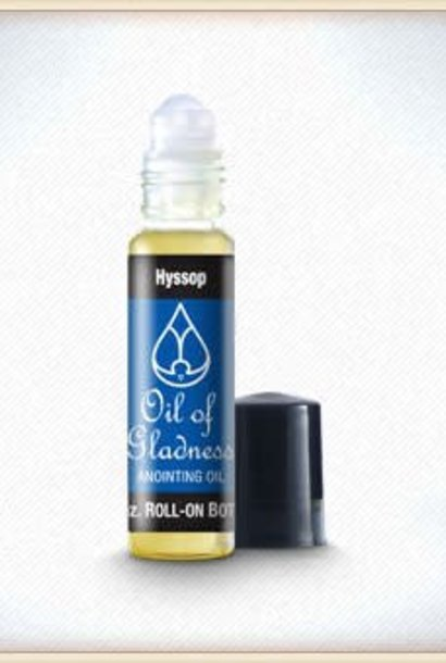 Hyssop Roll On - 1/3oz