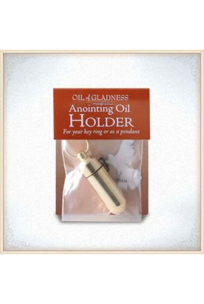 Gold Tone Value Pack Oil Holder