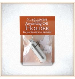 Silver Tone Value Pack Oil Holder