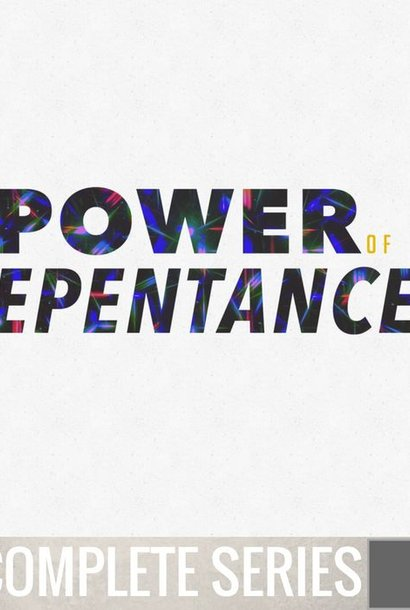 00 - The Power Of Repentance - Complete Series By Pastor Jeff Wickwire | LT03016