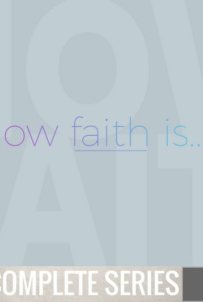 00 - Now Faith Is - Complete Series By Pastor Jeff Wickwire | LT02825