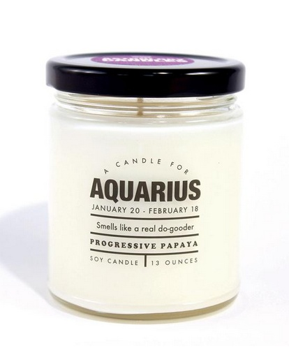 Astrology Candle No 109