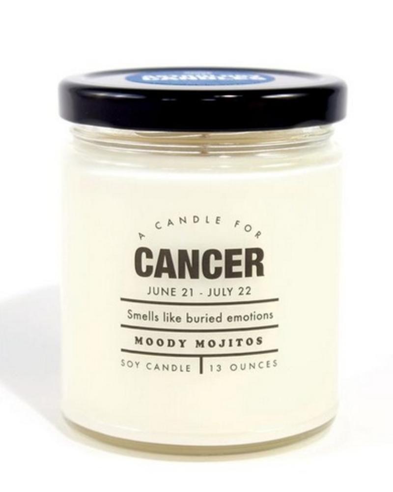 Whiskey River Soap Co Astrology Candle