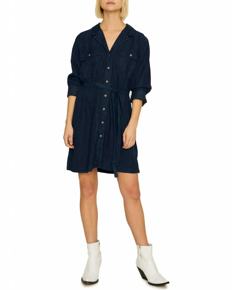 Sanctuary Stephie Army Shirt Dress