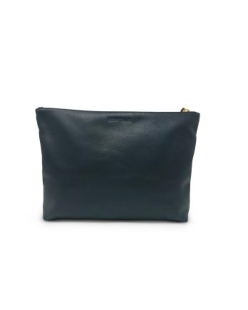 Kempton & Co Chalk Perforated Small Pouch
