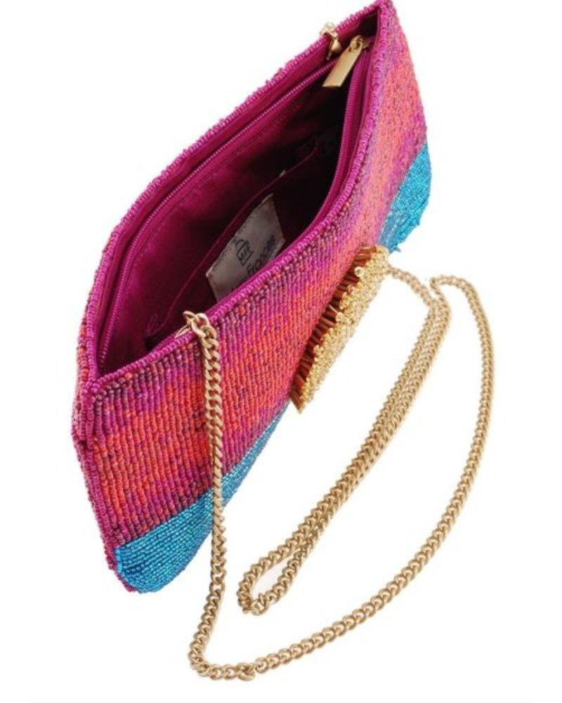 Mary Frances Paradise Found Handbag
