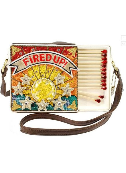 Mary Frances Fired Up Handbag