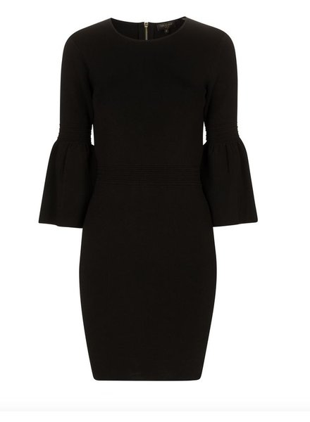 Ted Baker Yansiaa Bell Sleeve Bodycon Dress