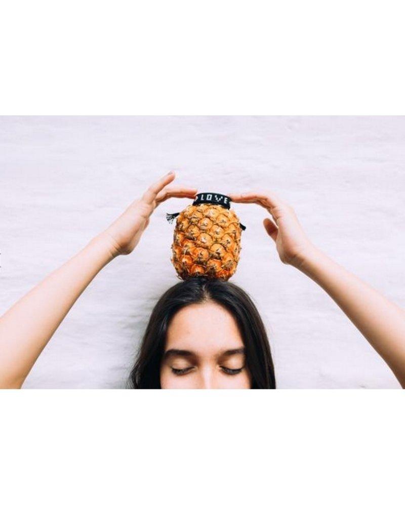Love is Project Otavalo Love Geo Bracelet