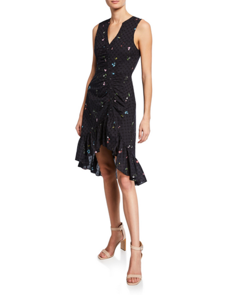 Parker Candy Emroidered Dress