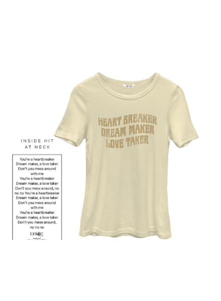 Junk Food HeartBreaker Tee