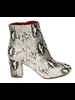 Band of Gypsies Footwear Andre Snakeskin Bootie