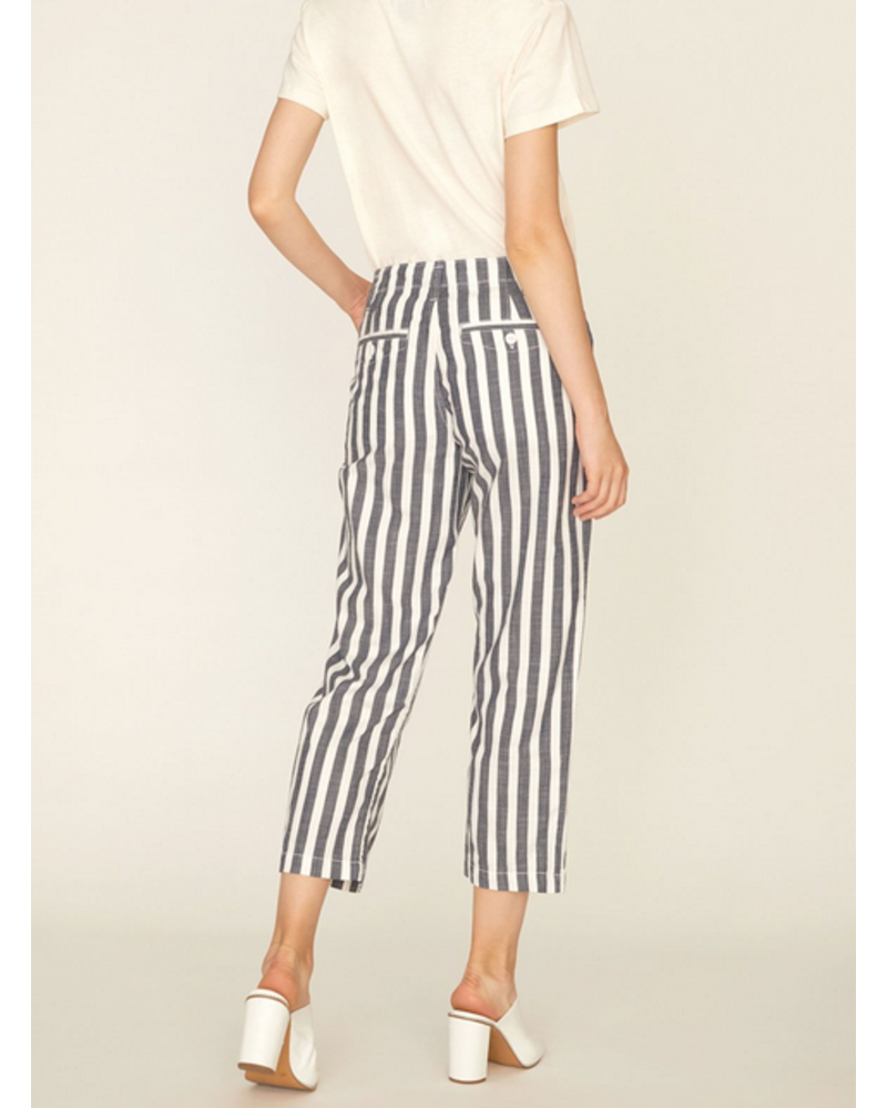 Sanctuary Sasha Stripe Crop Pant