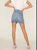 Sanctuary Leo 5-Pocket Mini Skirt