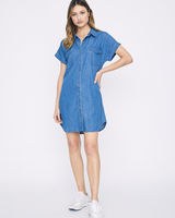 Sanctuary Sunset Shirt Dress