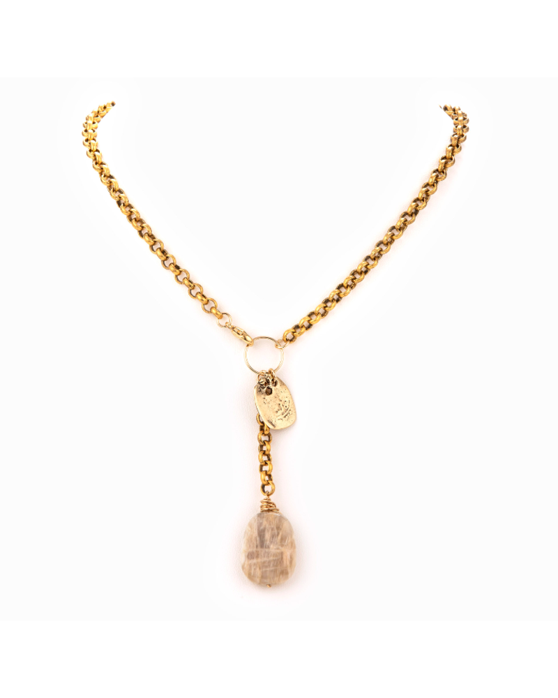 Taylor and Tessier Shula Necklace